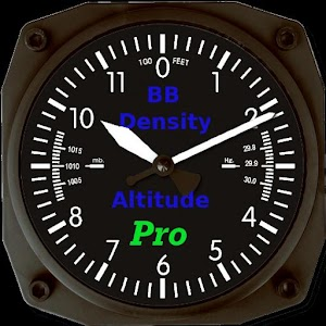 BB Density Altitude Tool Pro For PC / Windows 7/8/10 / Mac – Free Download