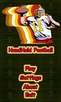 Screenshot of Handheld Football