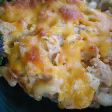Sandy D'amato's Tuna Noodle Casserole (Lighter)
