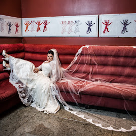 by David Terry - Wedding Bride ( brazil )