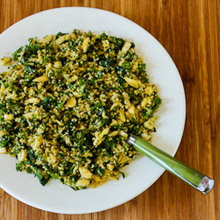 Kalyn's Tabbouleh with Almonds