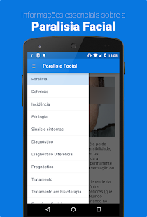 Paralisia Facial - screenshot