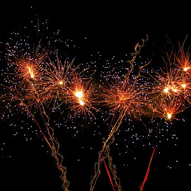 by Ad Spruijt - Abstract Fire & Fireworks
