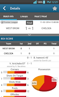 Screenshot of ScoreCenter LIVE - All Sports!