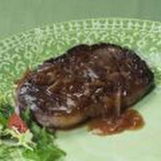 Onion-glazed Steak