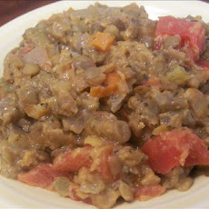 Wonderful Slow Cooker Lentils