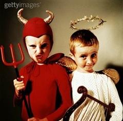 diabinho e anjinho