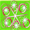 Crazy Home Green Circle Shine icon