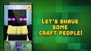 Screenshot of Shaving Craft