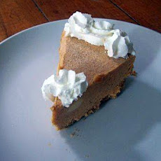 Simple Pumpkin Ice Cream Pie