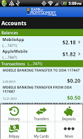 Screenshot of Bank of Montgomery