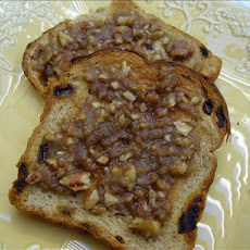 Quick and Easy Praline Toast