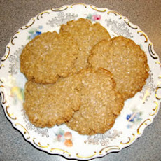 Margie's Shortbread Oatmeal Cookies