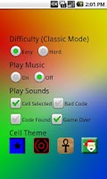 Screenshot of Color Coder