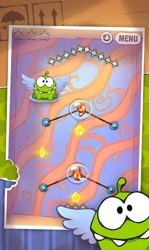 無料解谜AppのCut the Rope FULL FREE|記事Game