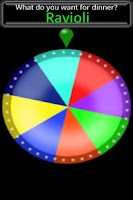 Screenshot of Spin The Wheel!!! Free