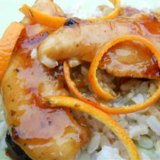 Citrus Chicken Supper