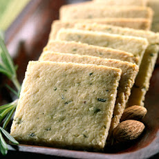 Rosemary Crackers