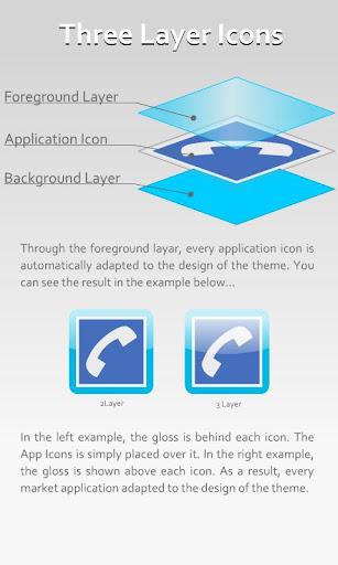 免費下載個人化APP|Winter Cube 4 GO Launcher Ex app開箱文|APP開箱王