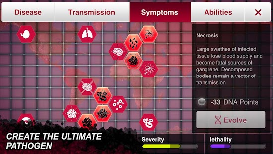 Game Plague Inc. apk for kindle fire