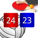 Match Point Scoreboard icon