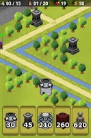 Screenshot of City Defense - Tower Defense