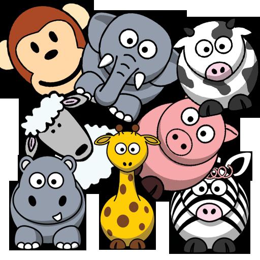 動物的聲音 LOGO-APP點子