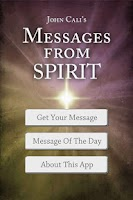 Screenshot of Messages From Spirit Oracle