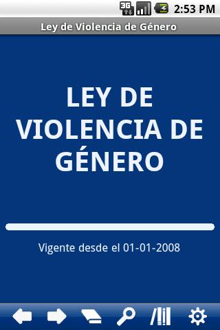 Spanish Gender Violence Act