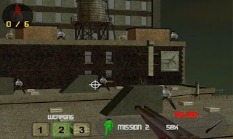 Screenshot of Gunman - Shooting Game