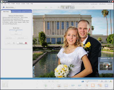 Picasa 3 has been released. A for Wedding Photographers.