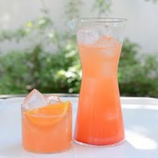 Tequila and Campari with Tangerine