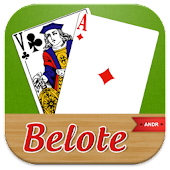 Belote Andr Free APK for Bluestacks