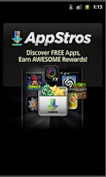 Screenshot of Appstros - FREE Gift Cards!