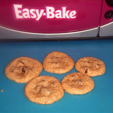 Easy Bake Oven Secret Chocolate Chip Cookies