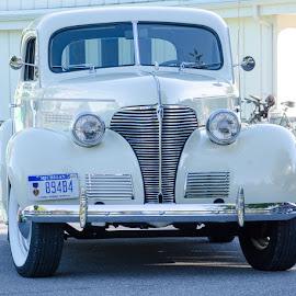 Vintage by Leslie Nu - Transportation Automobiles ( car, vintage )