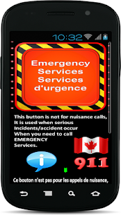 Emergency Services Canada - screenshot