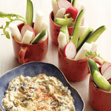 Caramelized-Poblano-Chile-and-Onion Dip