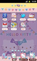 Screenshot of HELLO KITTY Theme54