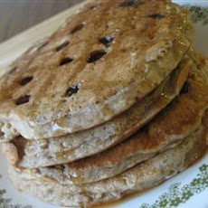 Wholemeal, Oat and Banana Pancakes