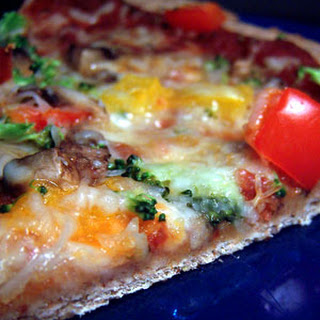 Thin Crust Whole Wheat Pizza Dough