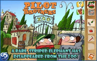 Screenshot of Pilot Brothers