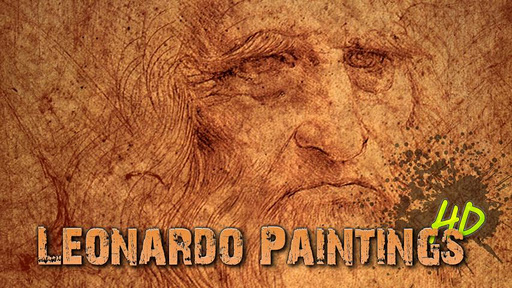 Leonardo Paintings HD
