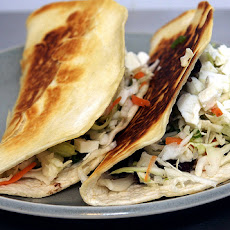 Tequila Lime Chicken + Green Onion Slaw Recipes — Dishmaps