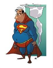 Superman-decadence