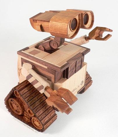 wood e