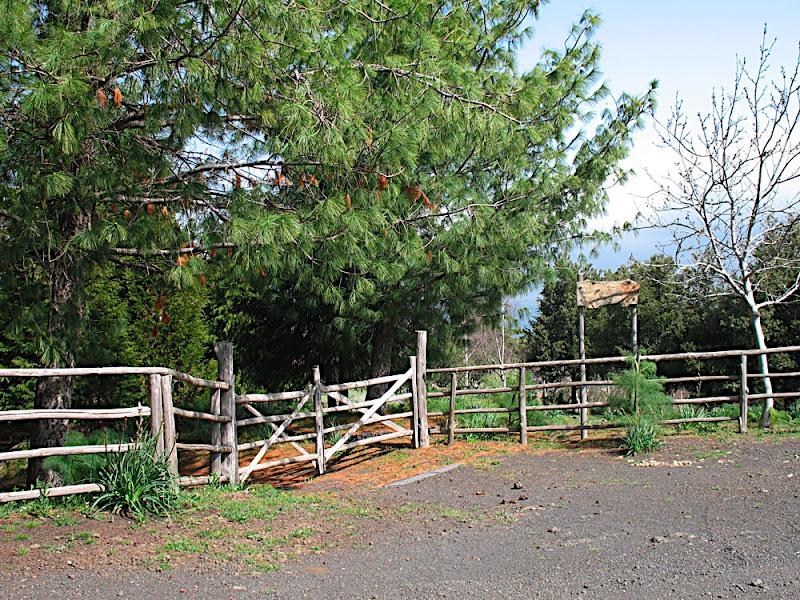 L'ingresso del rifugio Pirao