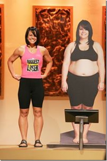 Ali Vincent is the first female Biggest Loser winner in the history of the