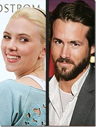 ryan reynolds and scarlett johansson engagement