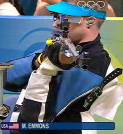 Matthew Emmons 50m Rifle 3-Positions shoot video screenshot